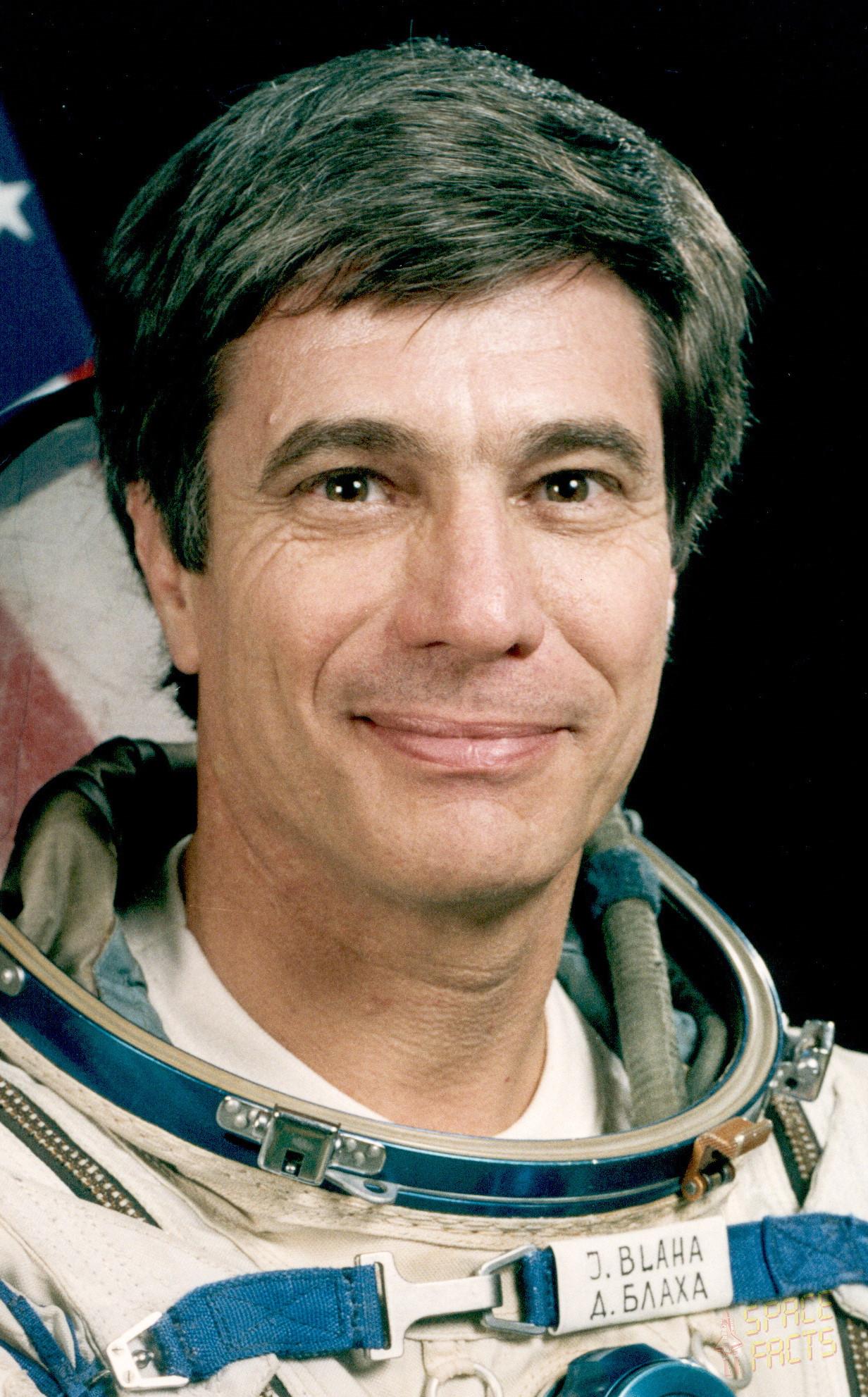 astronaut biography  john blaha