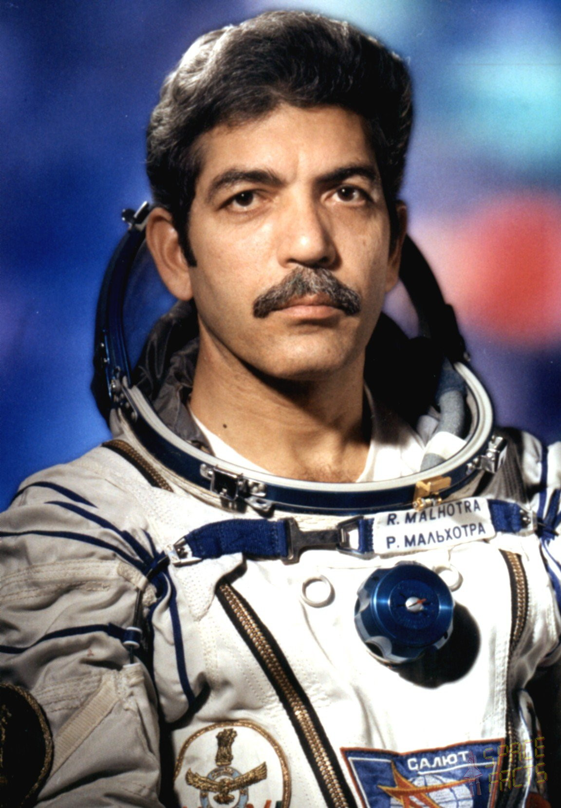 indian astronaut in space - photo #3
