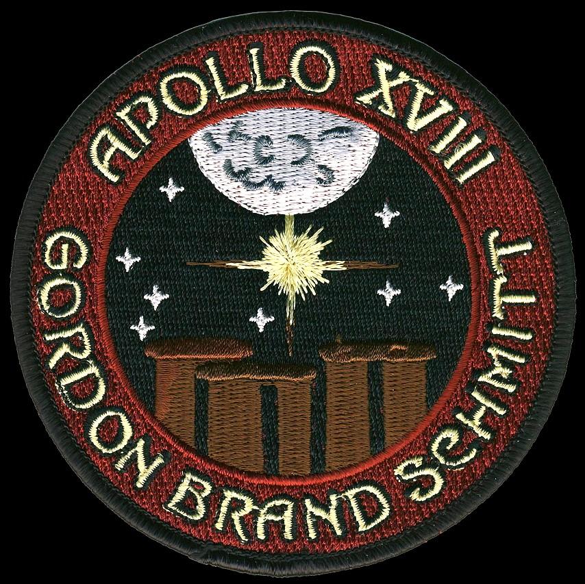 Apollo Program Mission Patches  NASA