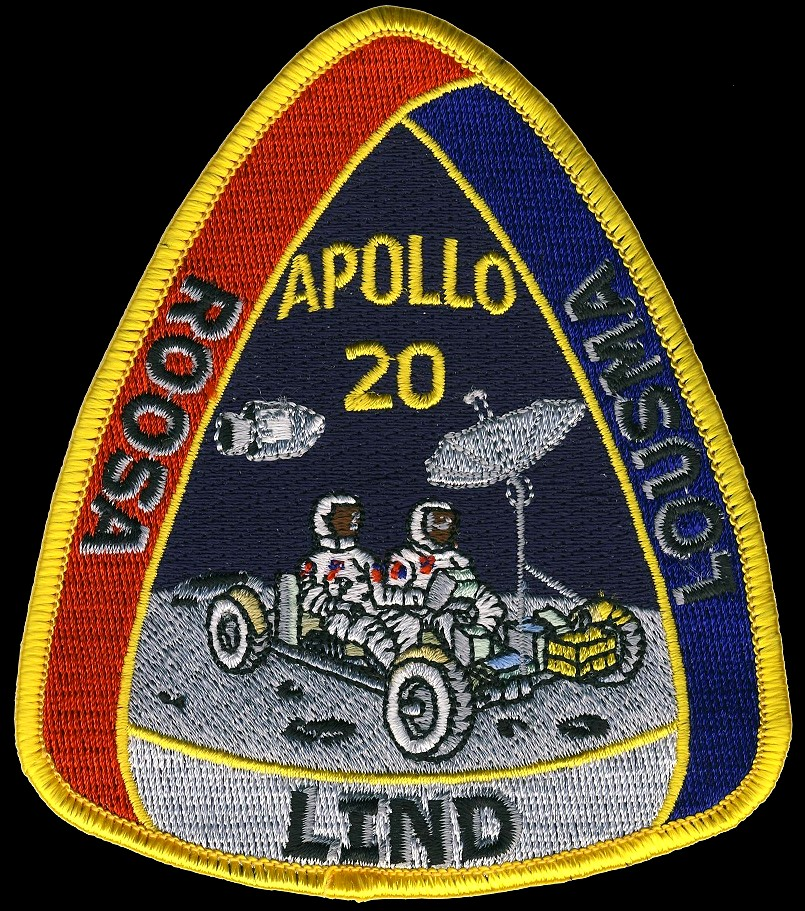 Apollo 16 Patch  The Space Collective