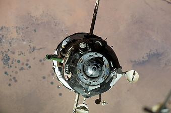 Soyuz TMA-16 relocation