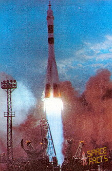 Soyuz 38 launch