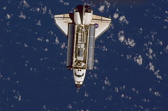 STS-97 in orbit