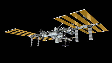 ISS as of May 14, 2013