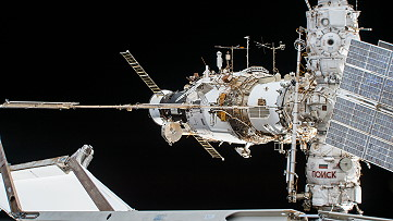 Russian segment of the ISS