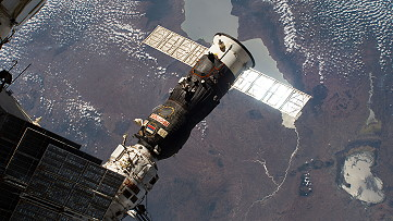 Progress MS-11 prior undocking