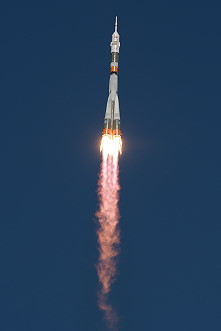 Soyuz MS-10 launch