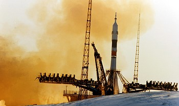 Soyuz T-10 launch