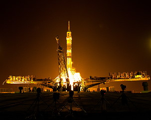 Soyuz TMA-13M launch