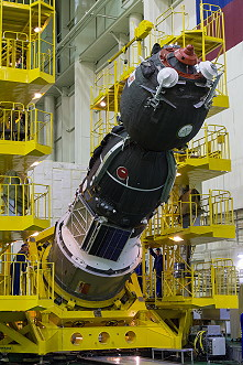 Soyuz TMA-19M integration