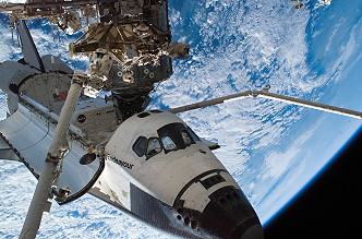 Docking to ISS