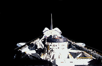 STS-86 in orbit