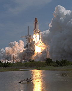 STS-55 launch