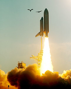 STS-91 launch