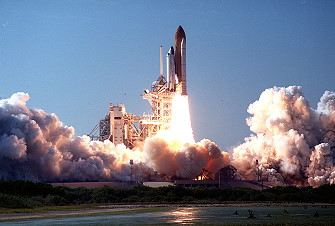 STS-95 launch