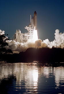 STS-98 launch