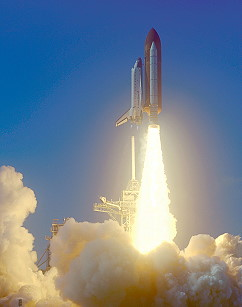 STS-99 launch