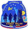Patch Soyuz MS-08