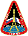 Patch Soyuz TM-24