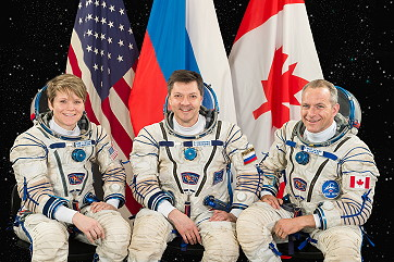 Crew ISS-56 backup