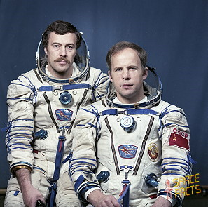 Crew Soyuz TM-8 (backup)