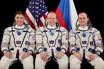 Crew ISS-35 backup