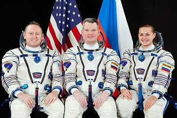 Crew ISS-39 backup