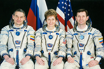 Crew ISS-3 backup