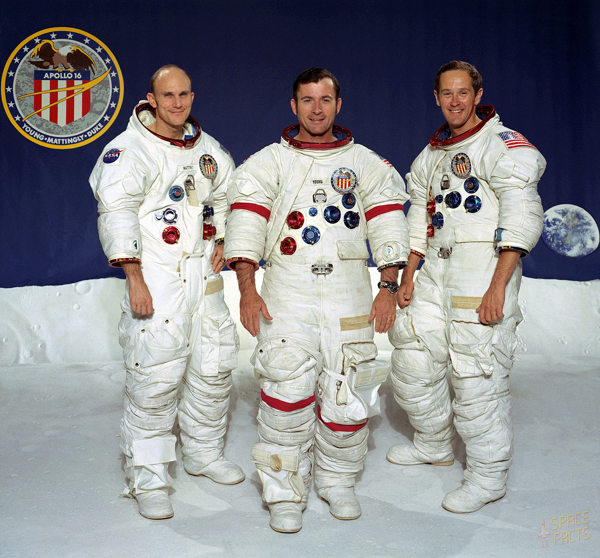 Spaceflight mission report: Apollo 16