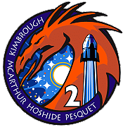 Patch SpaceX Crew-2