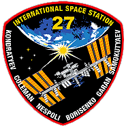 Patch ISS-27