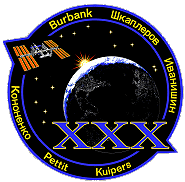 Patch ISS-30