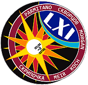 Patch ISS-61